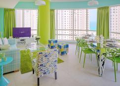 Dream Inn Dubai Apartments - Al Sahab - Dubaj - Sypialnia