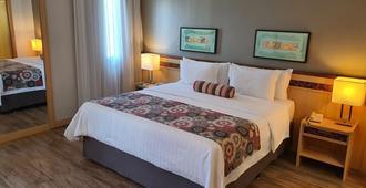 Lets Idea Brasília Hotel - Brasilia - Bedroom