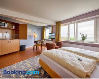 Klassik Appartements - Helgoland - Schlafzimmer