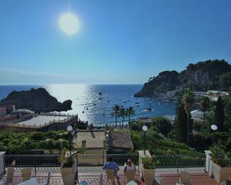 Hotel Baia Azzurra - Taormina - Vista esterna