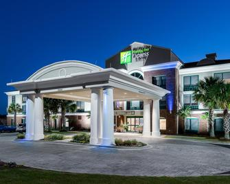 Holiday Inn Ex Hotel & Suites Florence I-95 & I-20 Civic Ctr - Florence - Edificio