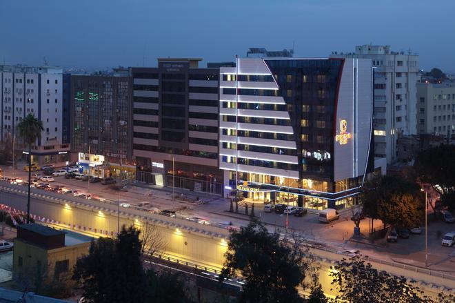 Sirin Park Hotel - Adana - Building