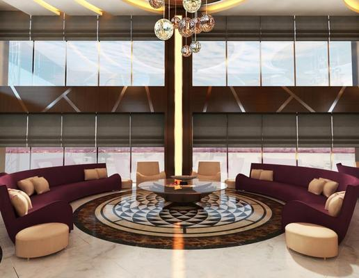 Sirin Park Hotel - Adana - Lounge