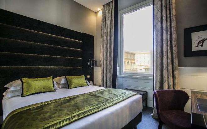 Rome Glam Hotel - Rom - Schlafzimmer