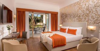Hotel Shangri-La Roma - רומא - חדר שינה