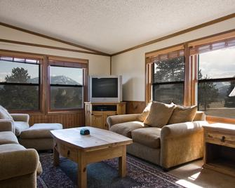 Discovery Lodge - Estes Park - Wohnzimmer
