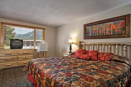 Discovery Lodge - Estes Park - Bedroom