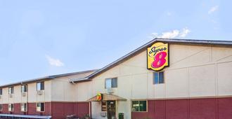Super 8 by Wyndham Merrillville - Merrillville - Toà nhà