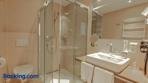 Rosentalerhof Hotel & Appartements - Saalbach - Bathroom