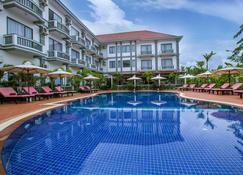 Sokharoth Hotel - Ciudad de Siem Riep - Pileta