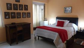 Casa Quinta Hotel Bogotá Centro - Bogotá - Bedroom