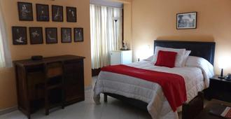 Casa Quinta Hotel Bogotá Centro - בוגוטה - חדר שינה
