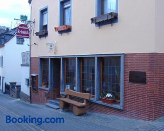 Gasthaus Rebstock - Alken - Gebäude
