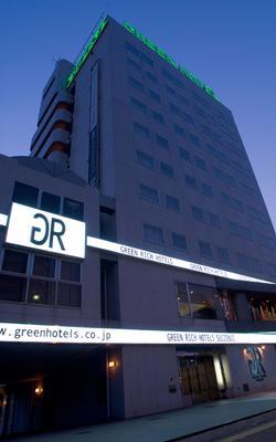 水前寺Green Rich酒店 - 熊本 - 建築