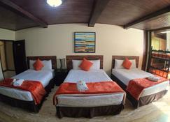 Hotel Don Felipe - Гватемала - Спальня