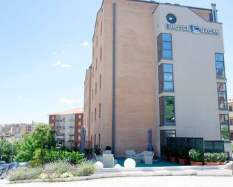 Hotel Europa - Анкона - Здание