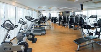 Novotel Dubai Al Barsha - Dubai - Gym