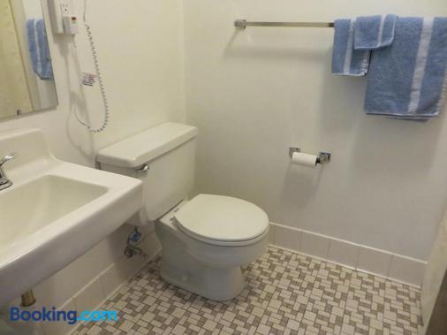 Country Villa Motel And Country Camping - Chippewa Falls - Bathroom