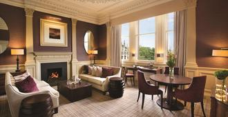 Waldorf Astoria Edinburgh - The Caledonian - Edimburgo - Sala de estar