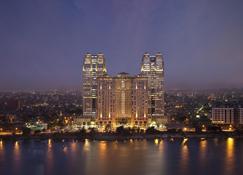 Fairmont Nile City - Cairo - Building