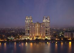 Fairmont Nile City - El Cairo - Edificio