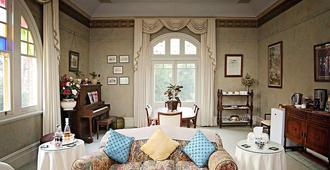 Forgandenny Bed & Breakfast - Mudgee - Sala de estar