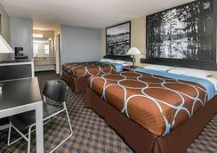 Super 8 Arlington Near At&t Stadium - Arlington - Bedroom