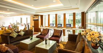 The Grand Fourwings Convention Hotel - Bangkok - Gym