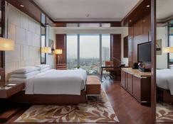 JW Marriott Hotel Hanoi - Hanoi - Schlafzimmer