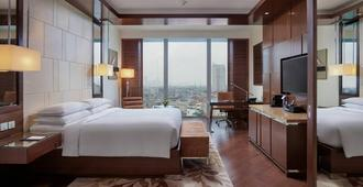 JW Marriott Hotel Hanoi - Hanoi - Bedroom