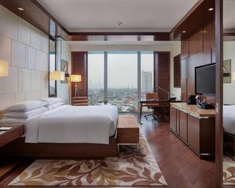 JW Marriott Hotel Hanoi - Hanoj - Bedroom