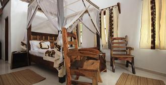 Shaba Boutique Hotel - Zanzíbar - Habitación