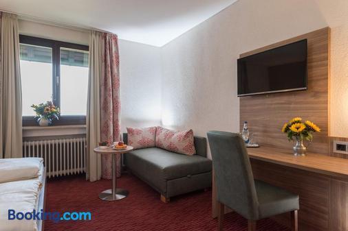 Hotel Stegner - Rödelsee - Living room