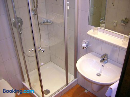 Hotel Stegner - Rödelsee - Bathroom