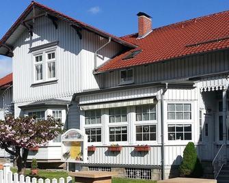 Hotel-Pension Deter - Wernigerode - Building