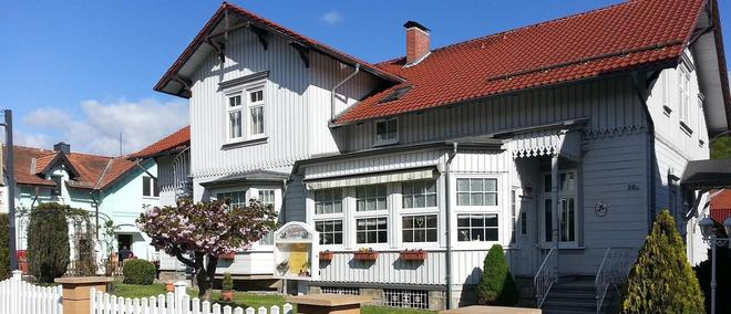 Hotel-Pension Deter - Wernigerode - Building