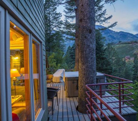 Sundance Mountain Resort - Provo - Parveke