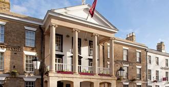 Mercure Salisbury White Hart Hotel - Σόλσμπερι - Κτίριο