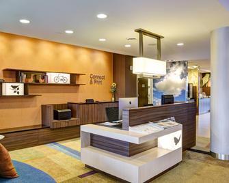Fairfield Inn & Suites by Marriott Rochester Mayo Clinic Area/Saint Marys - Rochester - Accueil