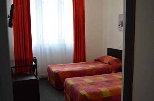 Goldhotel - Paris - Phòng ngủ