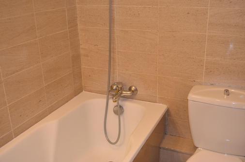 Goldhotel - Paris - Phòng tắm