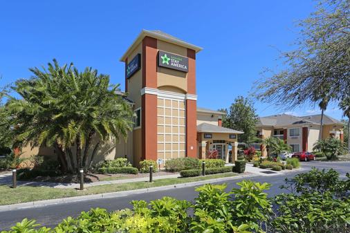 Extended Stay America - Clearwater - Carillon Park - Clearwater - Κτίριο