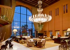 Sofitel Cairo Nile El Gezirah - El Cairo - Lounge