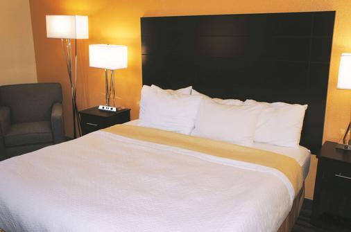 La Quinta Inn Lincoln - Lincoln - Bedroom