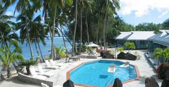 日天堂海灘簡易別墅酒店 - 拉羅東加島