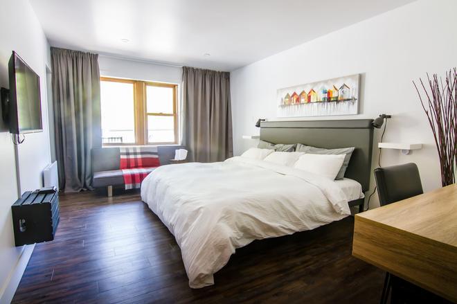 盧斯提克品酒旅館 - 瑪各 - 梅戈格 - 臥室