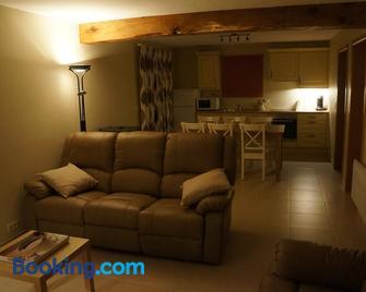 Holiday Home La Ferme Brabant - Voeren - Living room