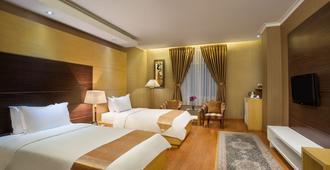 Sahati Hotel - ג'קרטה - חדר שינה