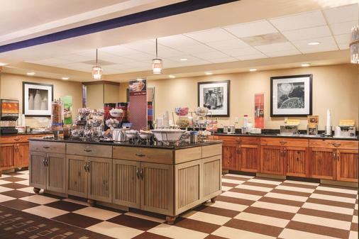 Hampton Inn & Suites Lake George - Lake George - Buffet