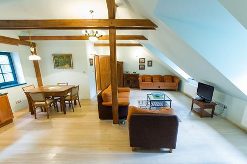 Apartmány U Zvonu - Český Krumlov - Living room